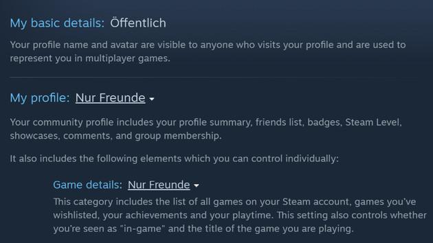Steamspy schließt wegen neuer Privatsphäre-Regeln von Valve
