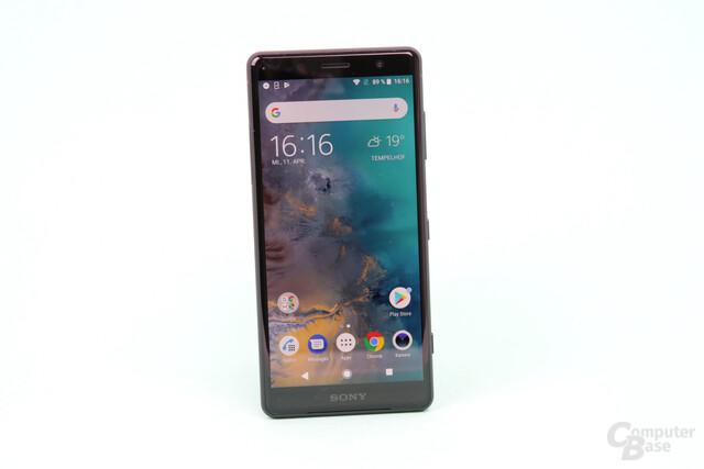 Sony Xperia XZ2 Compact im Test