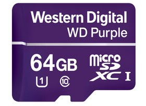 Western Digital Purple microSD 64GB