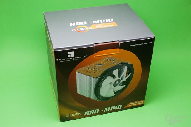 Thermalright ARO M14O: Neuauflage des HR-02 Macho für AMD Ryzen