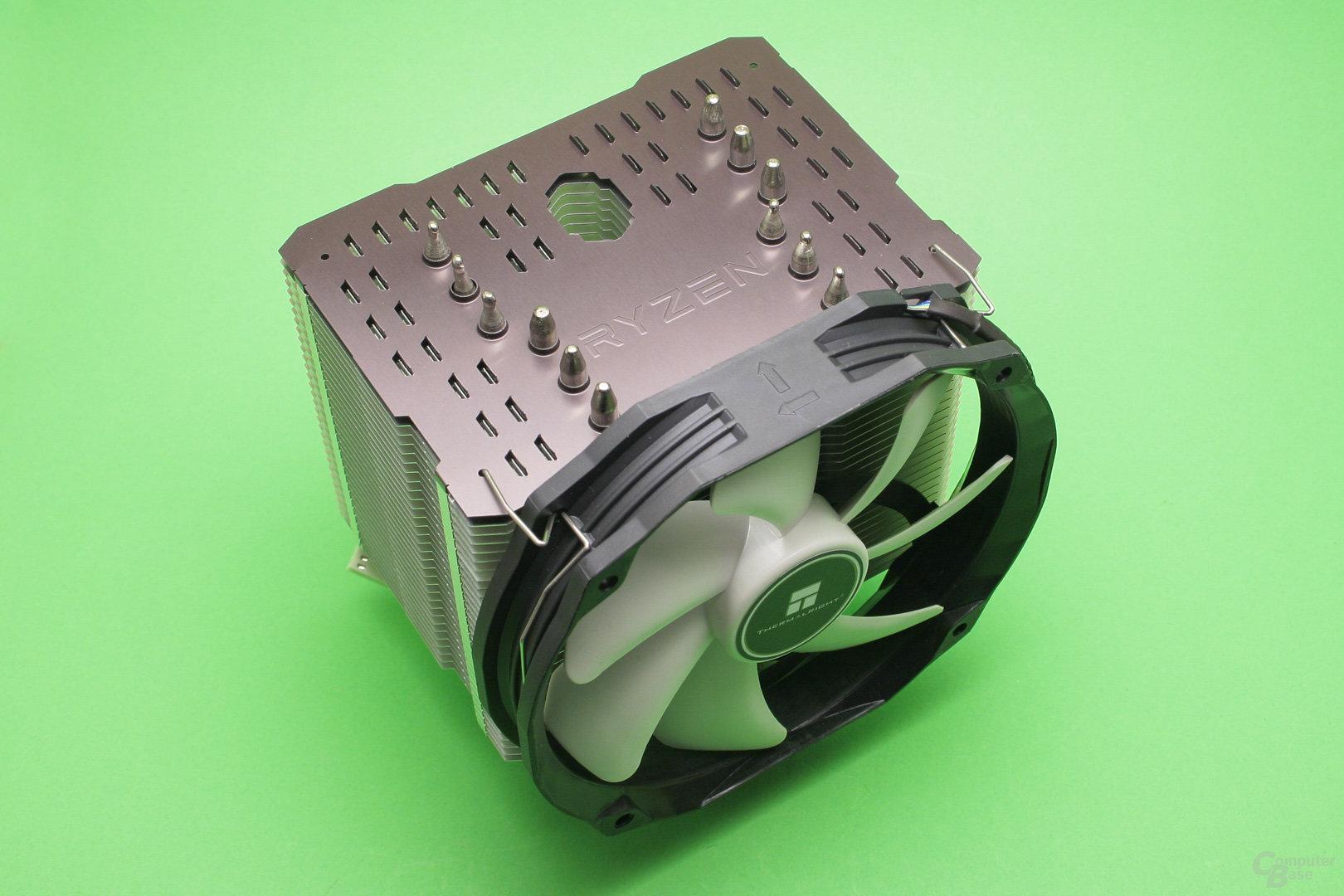 Thermalright ARO M14G: CPU-Kühler für AMD Ryzen