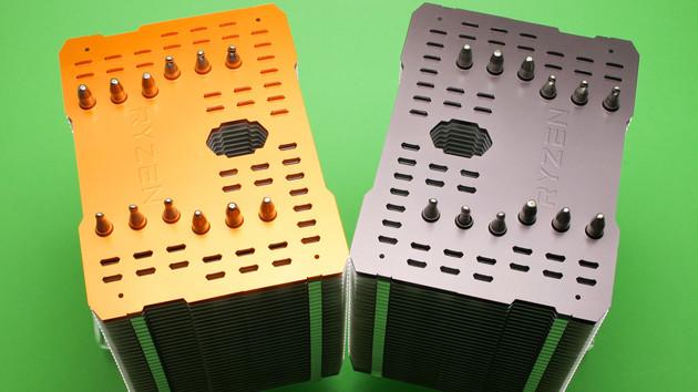 Thermalright ARO-M14: Kühler-Neuauflage des Macho für AMD Ryzen im AM4-Sockel