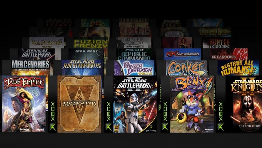 Abwärtskompatibilität: Mehr Spiele der Xbox 1 auf der Xbox One