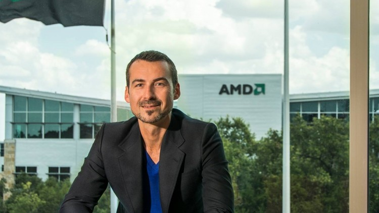 AMD: Sasa Marinkovic übernimmt Marketing für Radeon & Ryzen