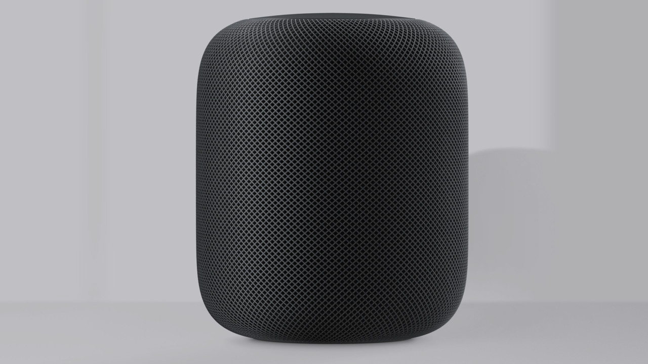 HomePod: Apple fährt Produktion des Siri-Lautsprechers zurück