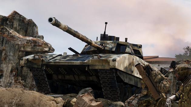 Arma 3 Tanks DLC: Erweiterung bringt Panzer und neue Missionen