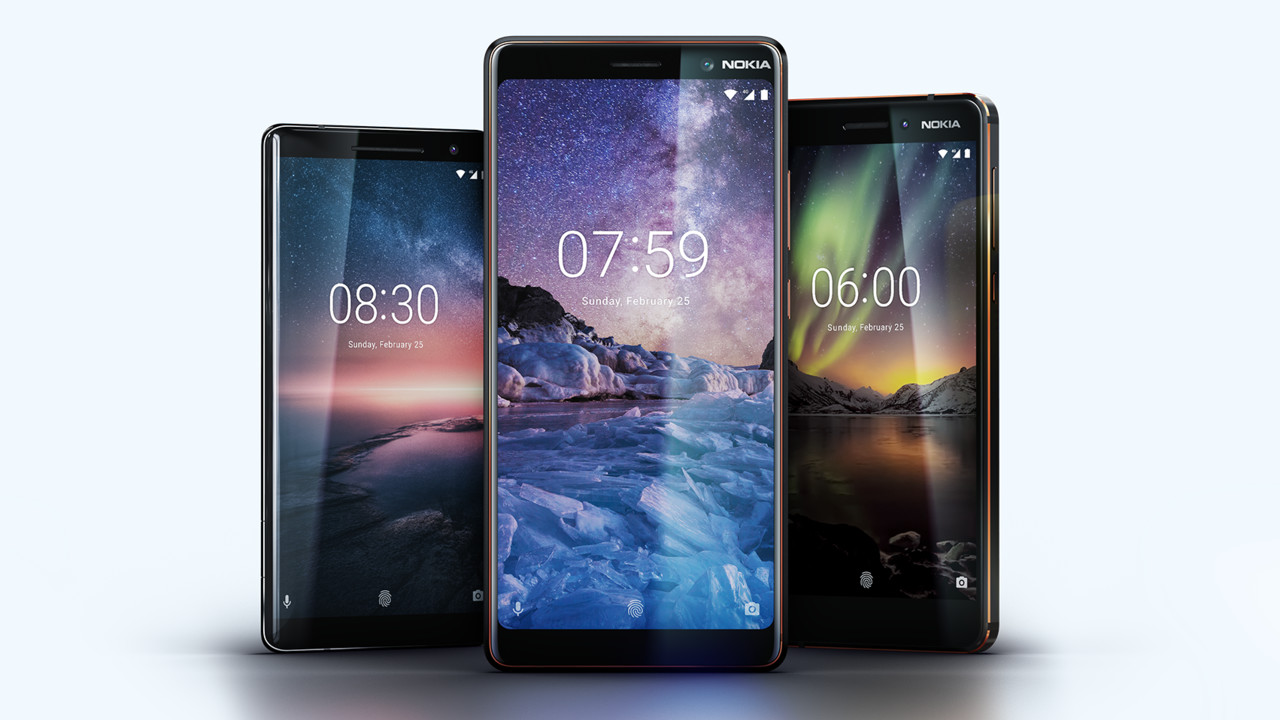 Nokia: Smartphones mit Android One ab heute erhältlich