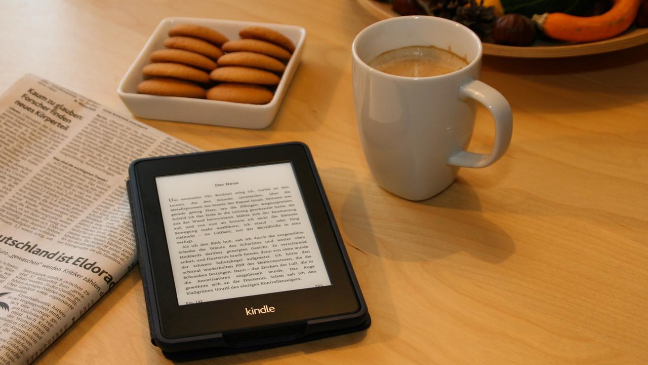 Amazon Kindle: Firmware 5.9.5 mit verbesserter Markier-Funktion