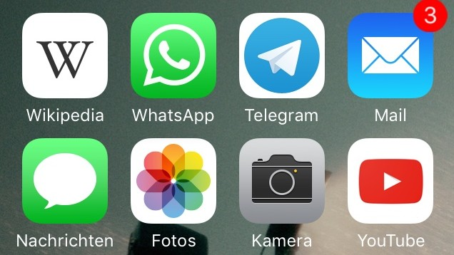 Messenger: Telegram in Russland gesperrt
