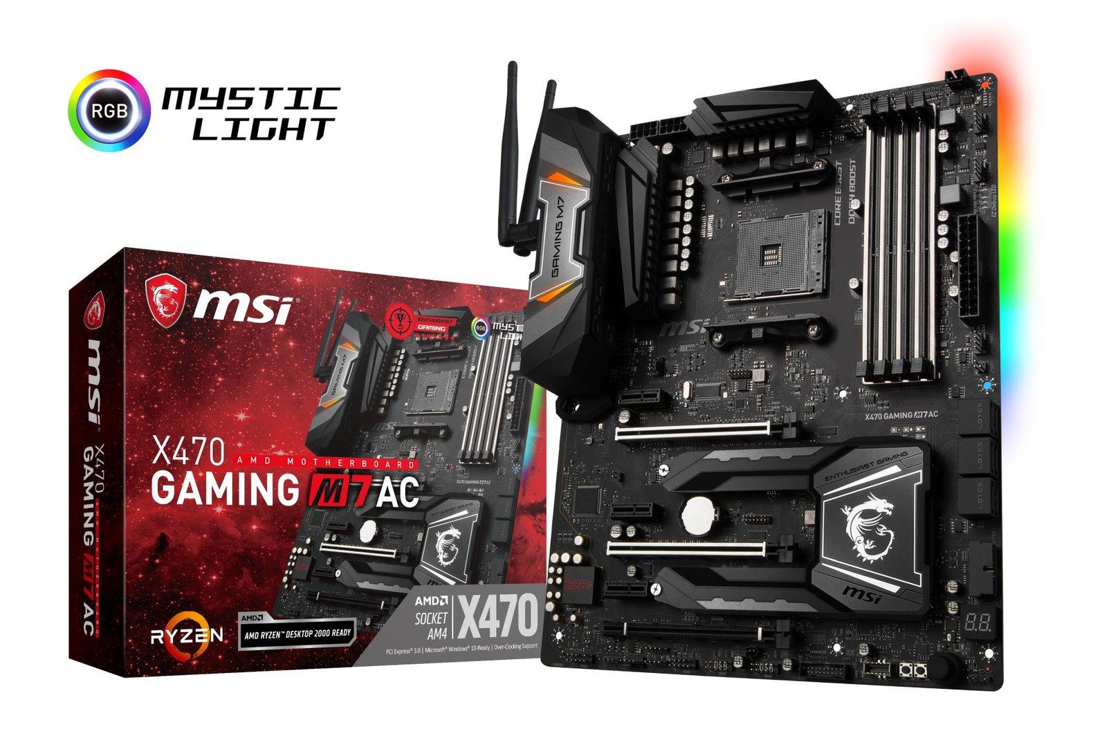 X470 Gaming M7 AC