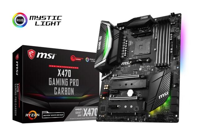 X470 Gaming Pro Carbon