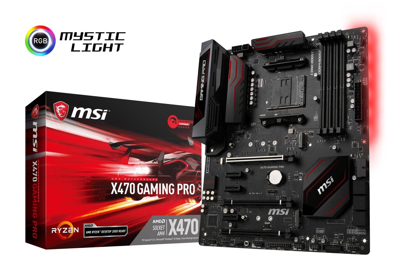 X470 Gaming Pro