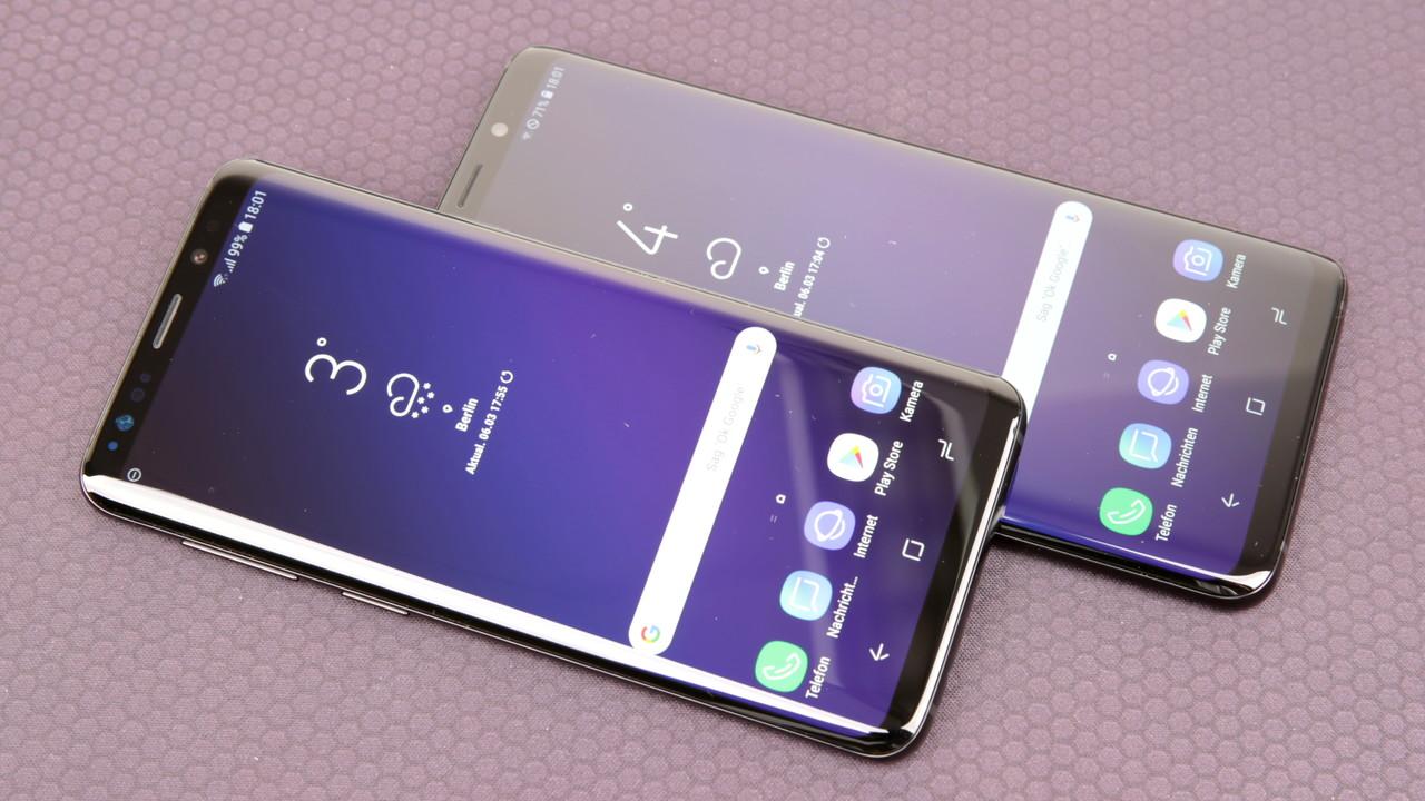 Galaxy S9(+): Angebliche Klangprobleme beim Flaggschiff