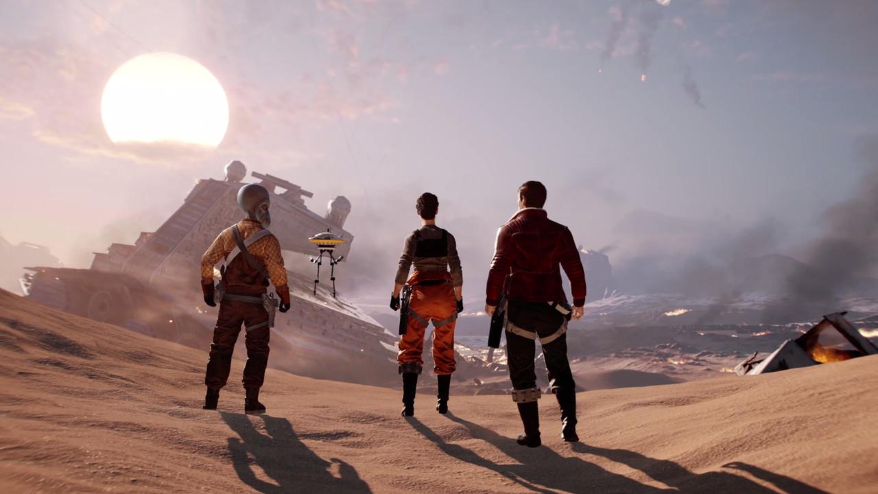 Battlefront 2: EA will aus Lootbox-Debakel gelernt haben