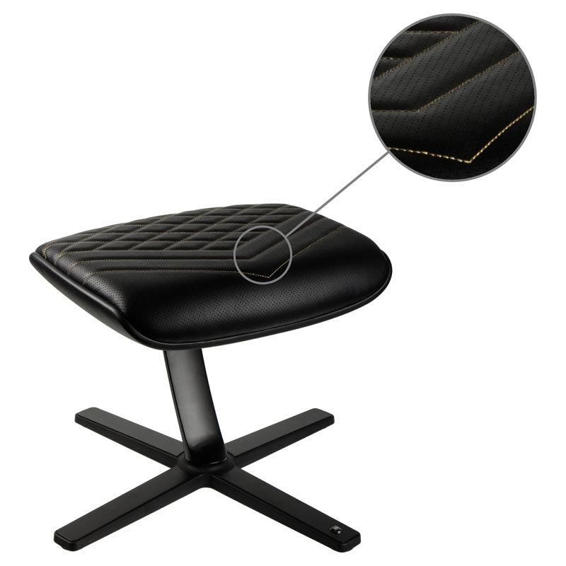 Zum Gaming-Stuhl passende Fußstütze