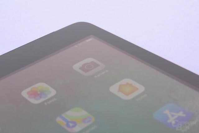 Beim neuen iPad sind Display und Glas nicht laminiert