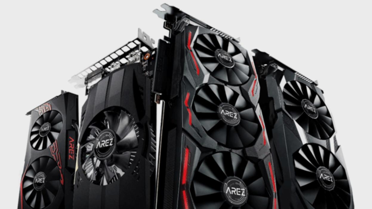 Arez statt Asus: Neue Marke für AMD-GPUs offiziell, weitere folgen