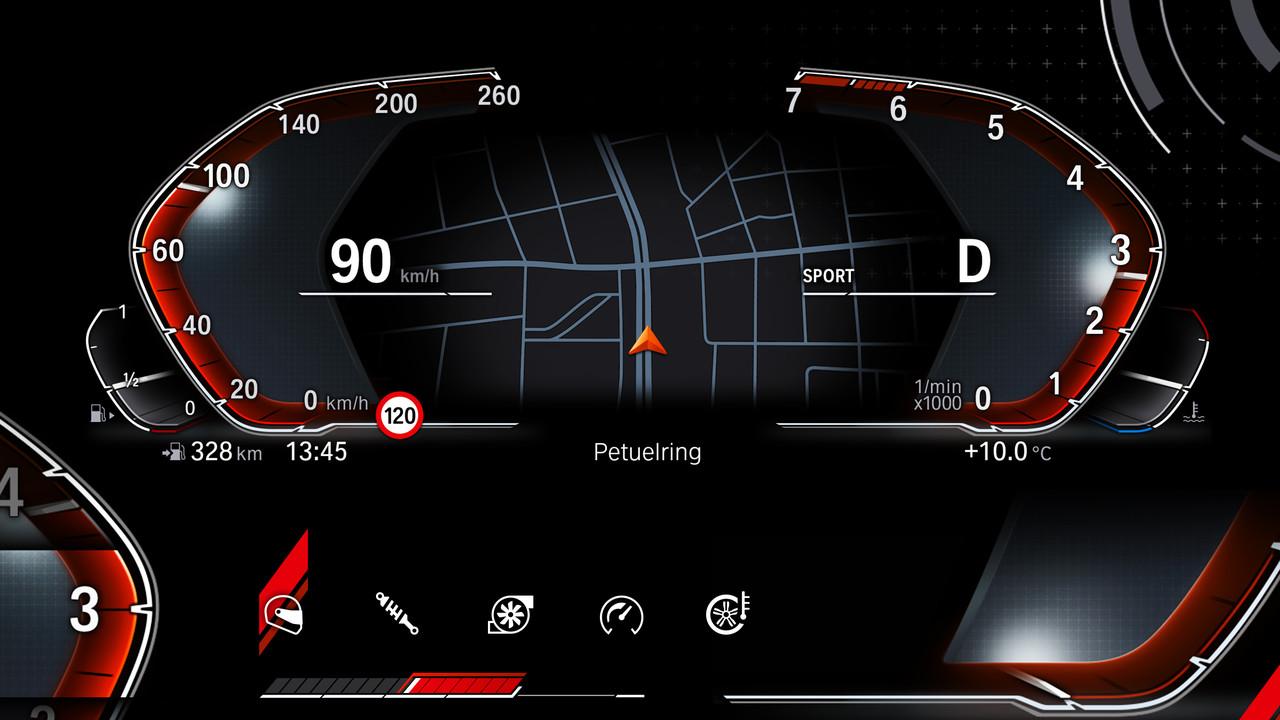 Neuer X5: BMW Operating System 7.0 für das volldigitale Cockpit