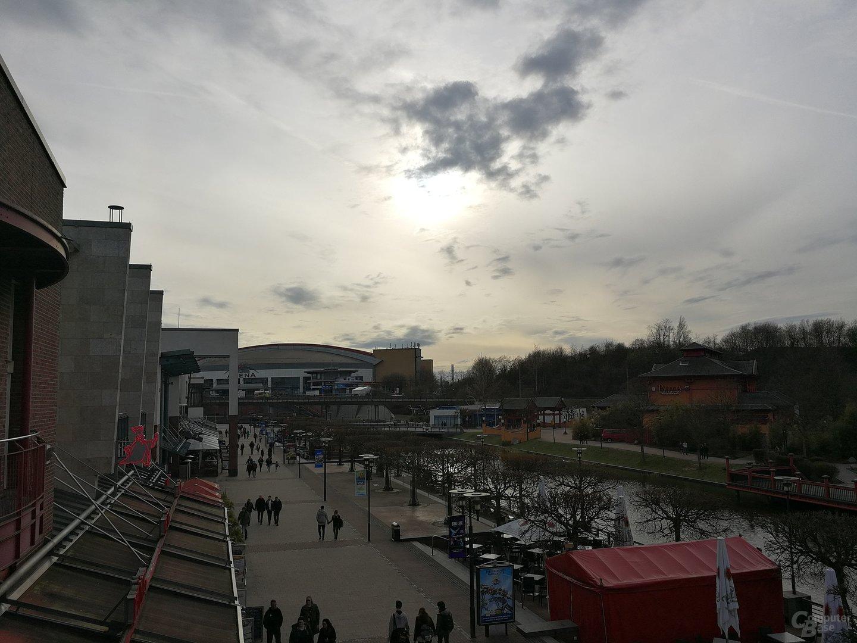 Testaufnahme mit dem Huawei P10 (Pre-Update)