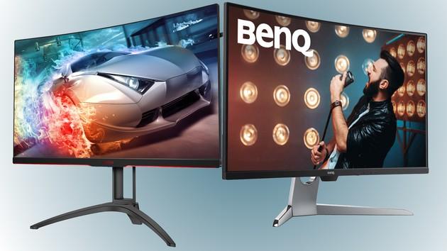 Monitore: AOC und BenQ bieten FreeSync2 mit HDR auf 32 Zoll