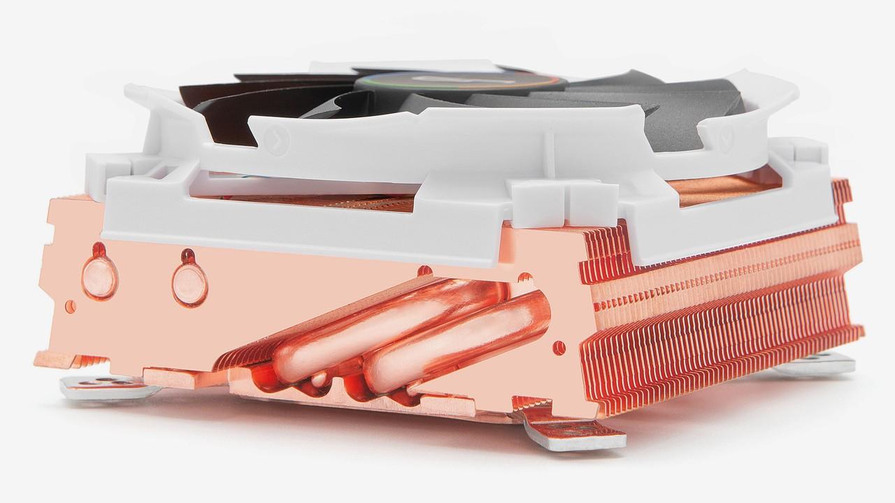 Cryorig C7 Cu: SFF-Kühler ersetzt Aluminium durch Kupfer