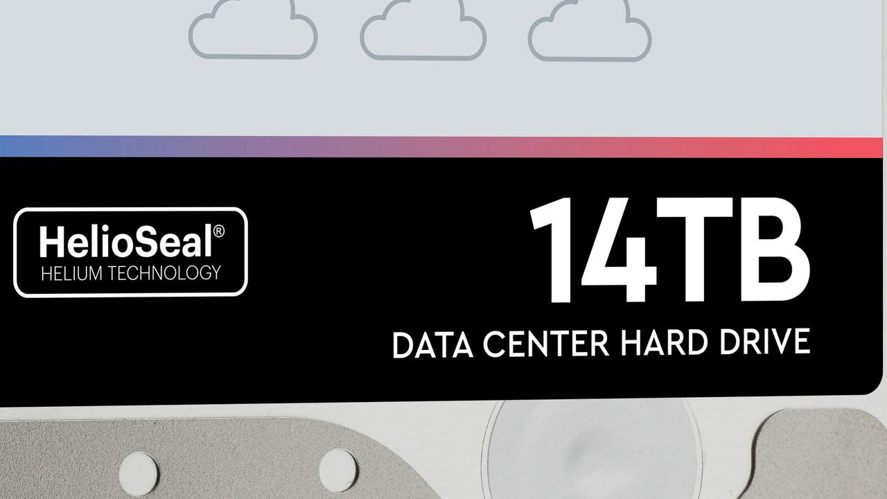 Western Digital: Ultrastar DC HC530 nutzt TDMR für 14 TB ohne SMR
