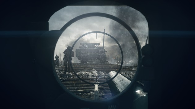 Battlefield V: Dice testet Battle-Royale-Modus