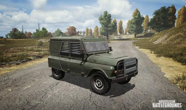 Im Event-Modus Metal Rain können Spieler Fahrzeuge per Leuchtpistole anfordern