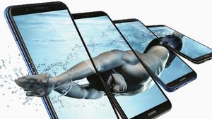 Huawei Y5/Y6/Y7 2018: Android-Smartphones mit 2:1-Display für 120 bis 200 Euro