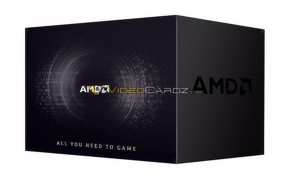 AMD Combat Crate mit Ryzen, RX 580 und B350-Board