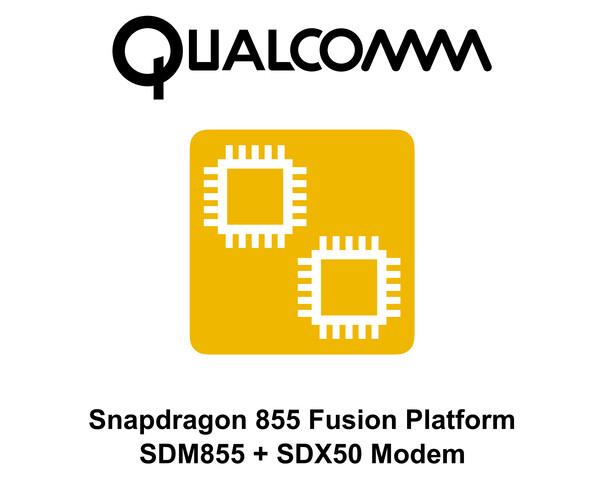 Snapdragon 855 kommt als Fusion Platform