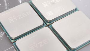 AMD: Ryzen 5 1600 überholt FX-8350 beim Absatz über Mindfactory