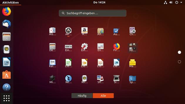 Linux: Ubuntu 18.04 LTS mit Gnome 3.28.1 ist da