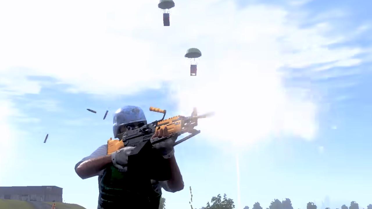 Portierung: H1Z1 kommt Ende Mai auf die PlayStation 4