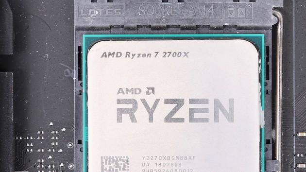 Quartalszahlen: AMD mit 40% mehr Umsatz dank Ryzen und Radeon