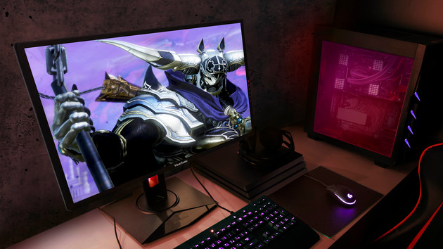 Frühe Pläne: Corsair will eigene Gaming-Monitore entwickeln