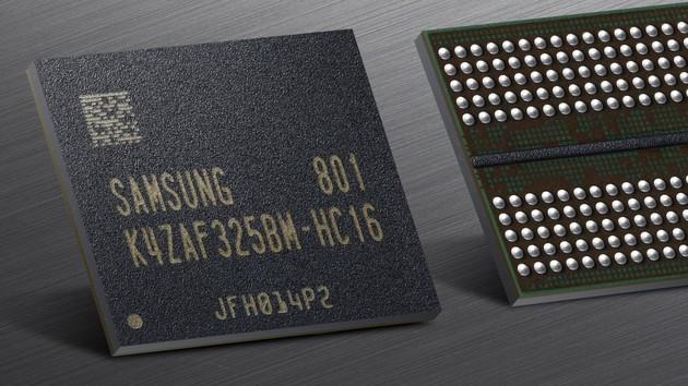 Quartalszahlen: Samsung macht das meiste Geld mit Speicher