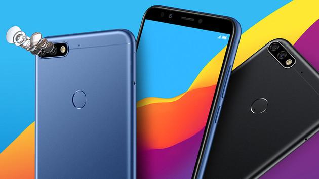 Android-Smartphone: Honor bringt das 7C für 179Euro nach Deutschland