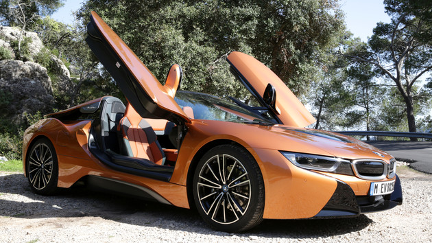 i8 Roadster Fahrbericht: BMW zündet die nächste hybride Zwischenstufe