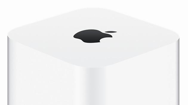 Netzwerk-Hardware: Aus für AirPort und Time Capsule von Apple bestätigt