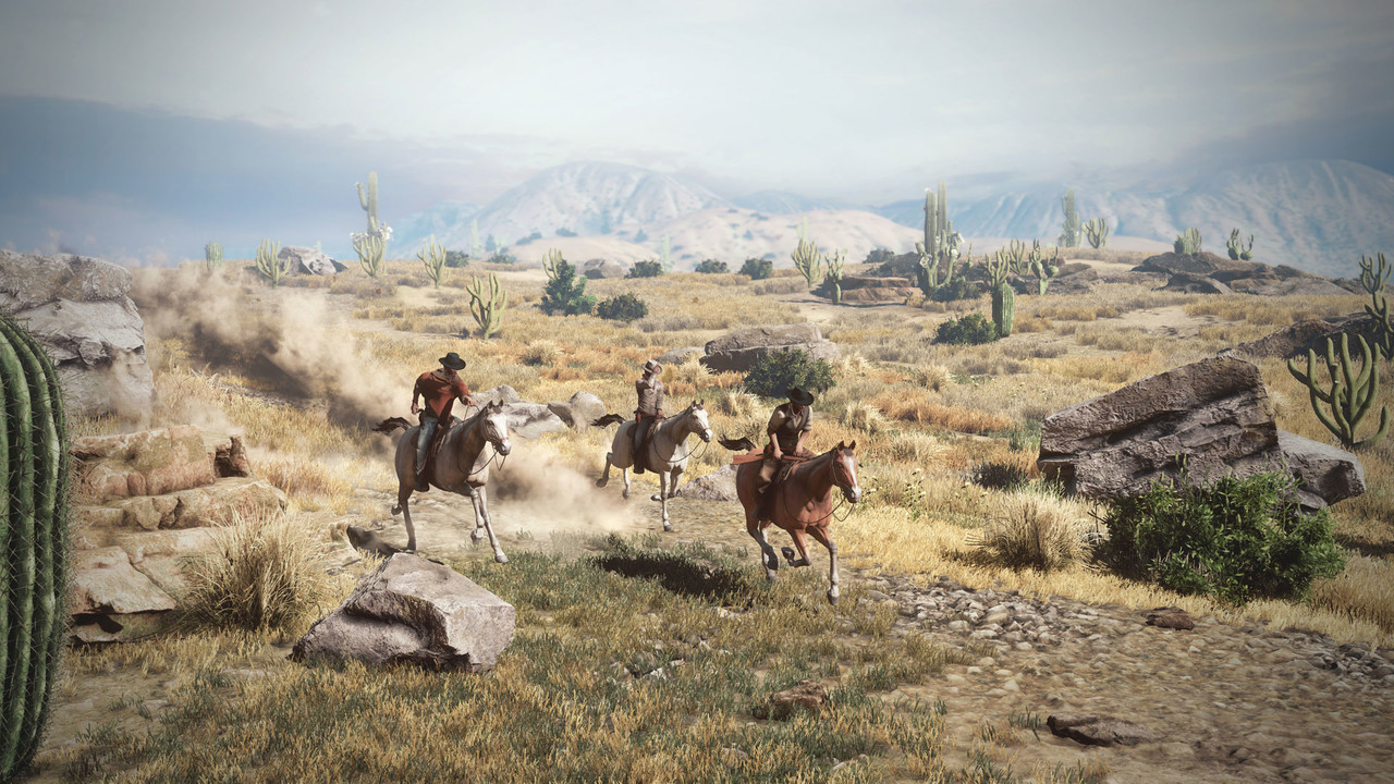 Wild West Online: Western-MMO startet am 10. Mai auf Steam