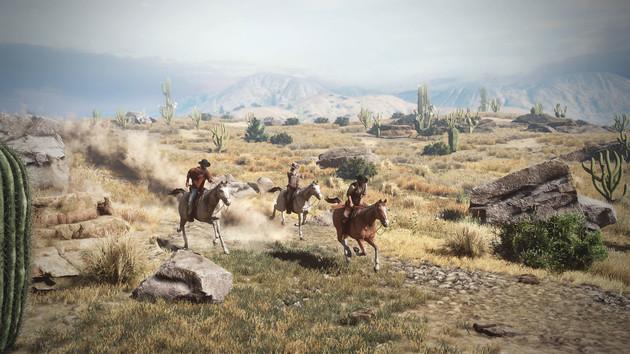 Wild West Online: Western-MMO startet am 10.Mai auf Steam