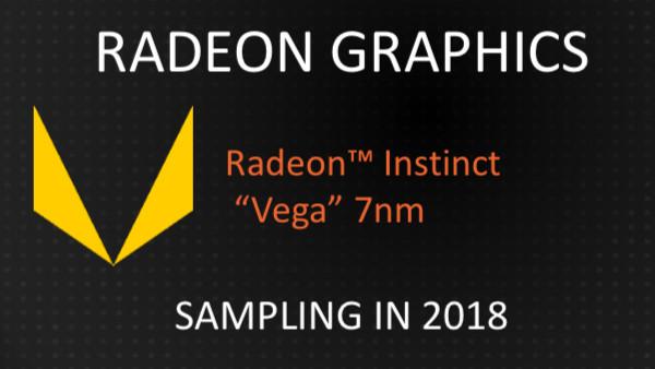 Vega-Shrink: AMD testet erste 7-nm-GPU und kündigt Samples an
