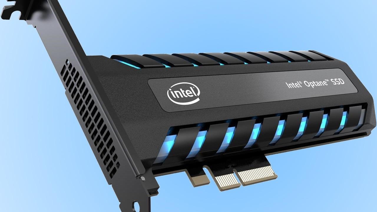 Optane 905P: Intels 3D-XPoint-SSD geht ein blaues Licht auf