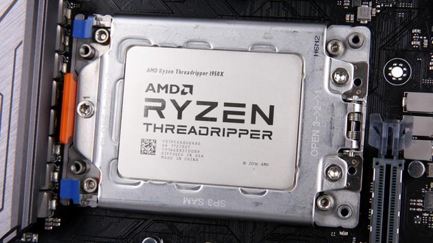 AMD: Neue Ryzen Desktop, Mobile und Threadripper 2000