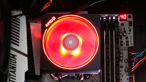 AMD Wraith Prism im Test: Ein Boxed-Kühler, der sich nicht verstecken muss