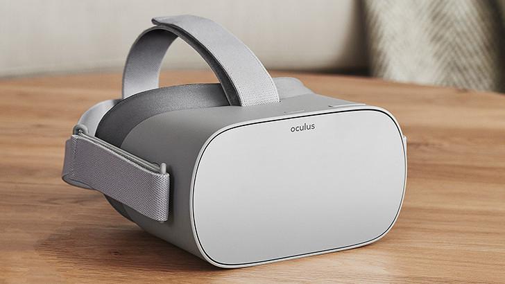 """Oculus Go: VR-Headset mit """"bisher bester Optik"""" kostet 219 Euro"""