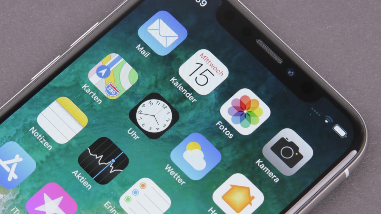 Quartalszahlen: Apple verkauft mehr iPhone X als jedes andere Modell