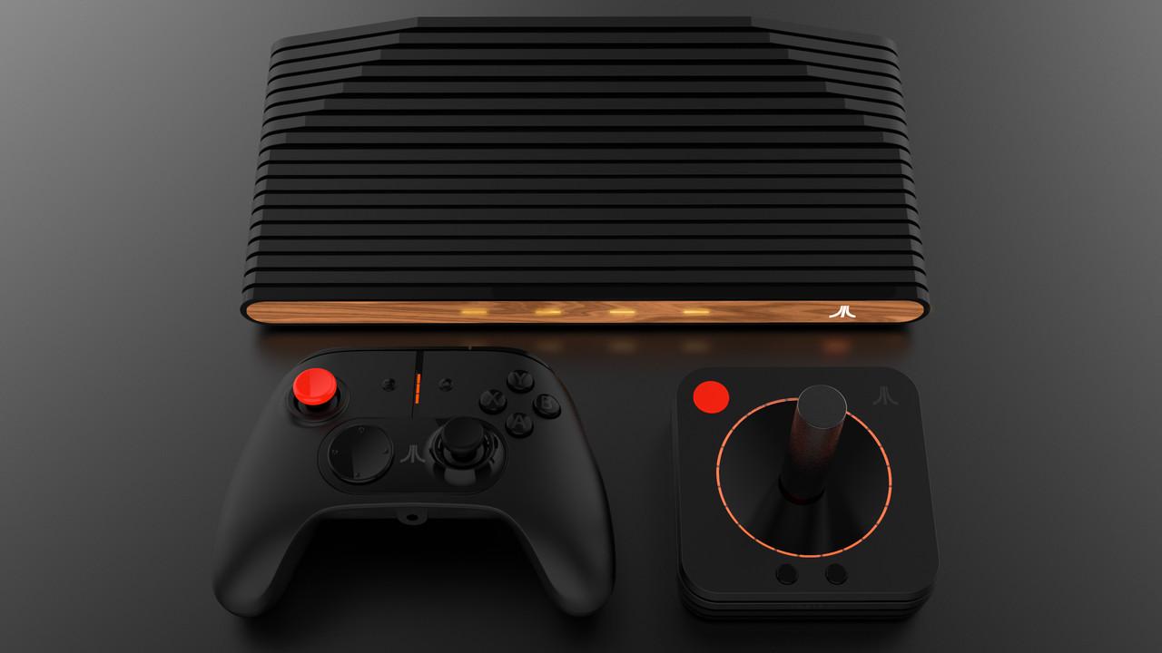 Konsole Atari VCS: Mit AMD-APU im Retrodesign ab 30. Mai vorbestellbar
