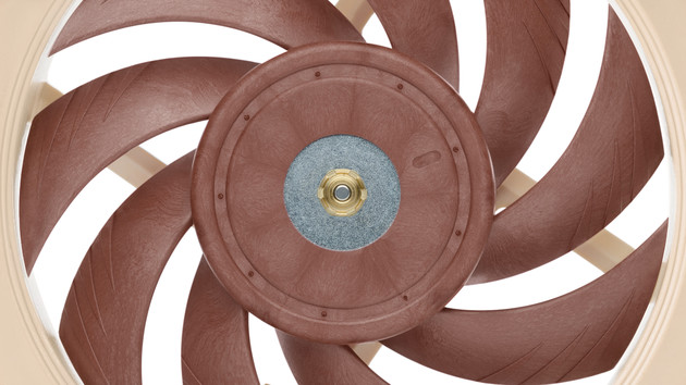 Noctua NF-A12x25 & NF-P12: Neuer Premium-Lüfter und bekannter redux-Lüfter